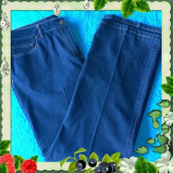 dbb7b214b4 Brooks Brothers Denim - Brooks Brothers / Size 14 / Stretch Jeans